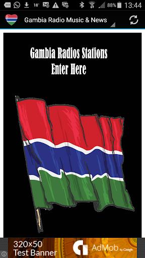 Gambia Radio Music News