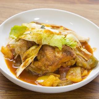 Chicken alla Romana