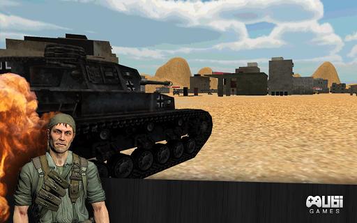 坦克遊戲3D