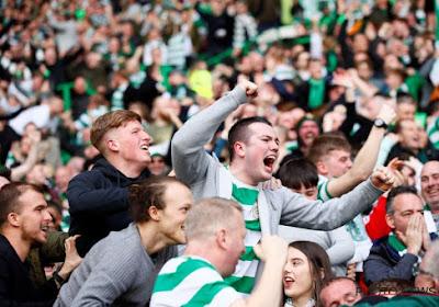 🎥 Celtic-fans lieten de fascistische gebaren van de Lazio-fans niet zo