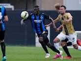Le Club de Bruges s'incline face à Utrecht pour son dernier match de préparation