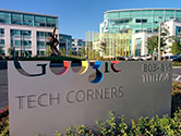 Google's North America Office in Sunnyvale, CA, United States.
