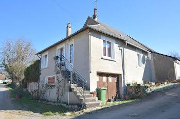 maison à Moulins-Engilbert (58)