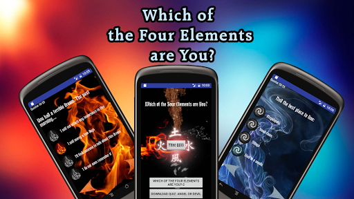 Which of four elements are you screenshot