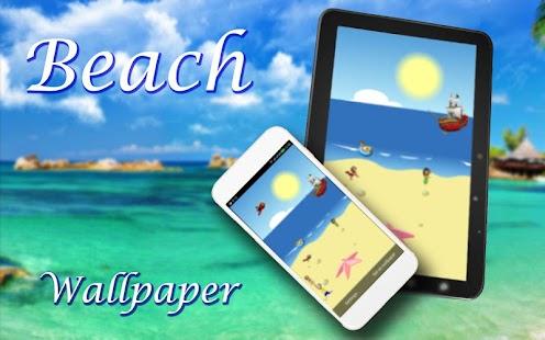 Beach LiveWallpaper screenshot