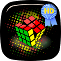 Cube Puzzle Animation LiveWP icon