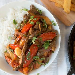Lomo Pepper Steak Recipes
