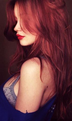 紅發女孩 Lwp