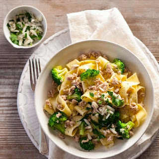 Chicken Pasta Recipe – Chicken and Broccoli Pasta