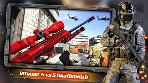 Call for Counter Gun Strike of duty mobile shooter 2.2.16 screenshots 1