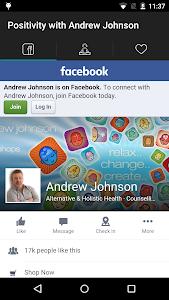 Positivity with Andrew Johnson v5.0.1