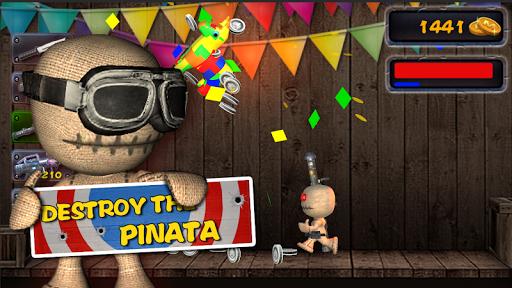 Voodoo Revenge - Ragdoll Kick the Pinata  captures d'écran 2