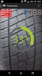 WheelCheck -Analyse your Tires- screenshot thumbnail