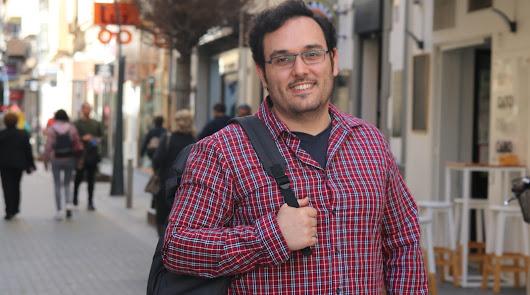 Abel Sierra Sánchez, un almeriense en el mundo 'visual' de la informática