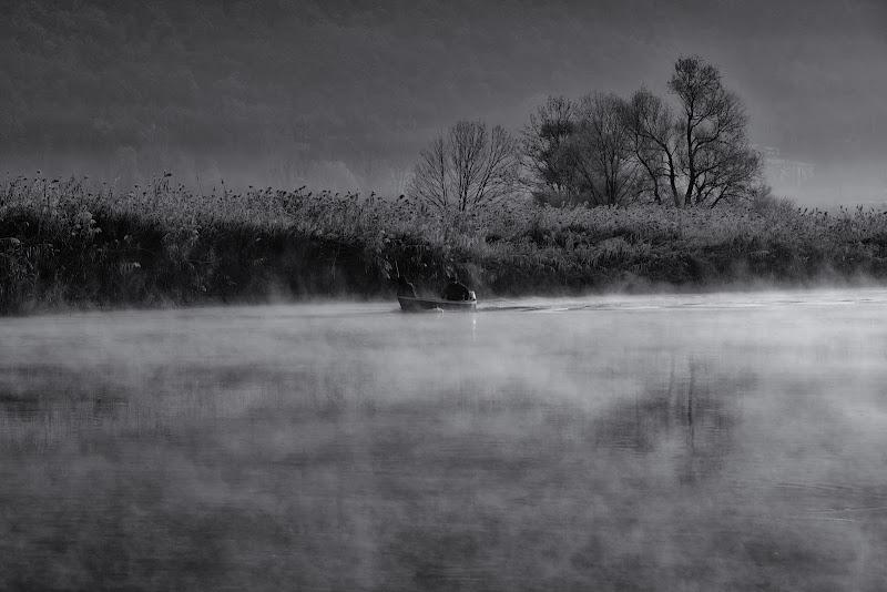 Brivio, fiume Adda di carlo_brambilla