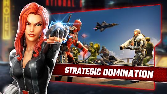 MARVEL Strike Force 1.3.2 MOD (Unlimited Energy) 3