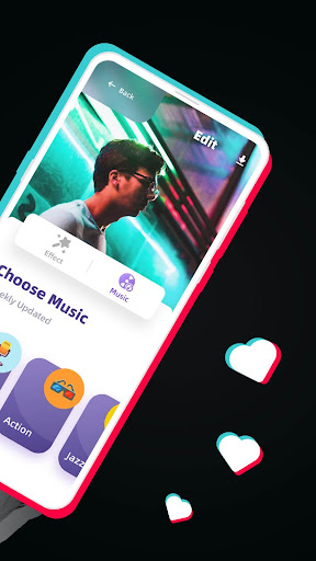 TopTic for Likes Music Effects to Get Fans Loved screenshot 2