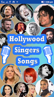 Hollywood Singers Songs - náhled