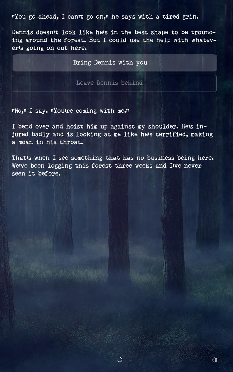 Buried: Interactive Story screenshot #8