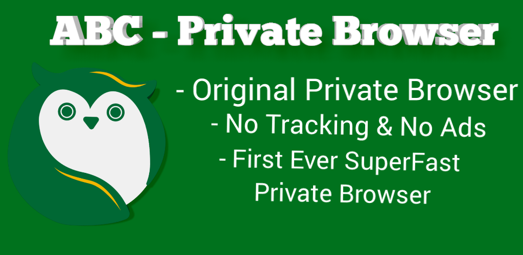 Download ABC Browser Pro - Private Browser APK latest
