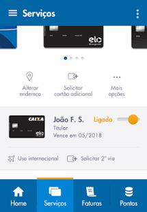Cartões CAIXA - náhled
