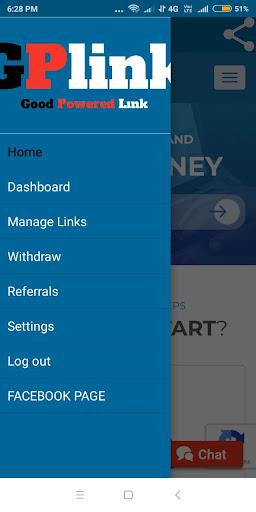 GPlink | India's highest Payout Website 1.0 screenshots 2