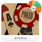 XPERIA Poker Theme icon