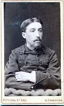 Photo: Николай Иванович Мотовилов, дед Виктора Некрасова, Симбирск, 1880-е  http://nekrassov-viktor.com/Family.aspx