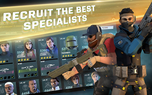 Tom Clancy's Elite Squad screenshot 9