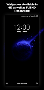 4K AMOLED Wallpapers – Live Wallpapers Changer v1.6.1 (Pro) 5
