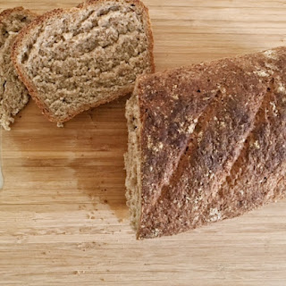 Wholemeal Bread Loaf.