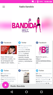 Radio Bandida- screenshot thumbnail
