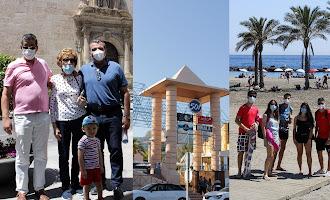 Almería, en el primer día sin estado de alarma