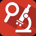 Magnifier Microscope icon