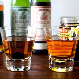 Whiskey Dry Vermouth Recipes