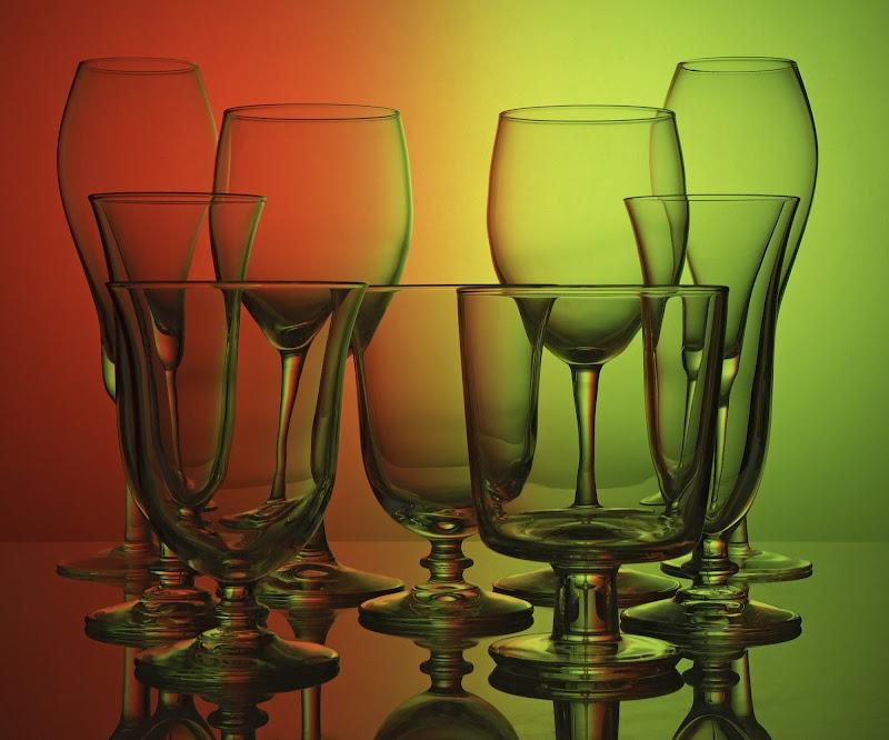 collezioni di bicchieri di angelo27