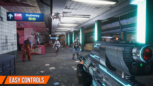 DEAD TARGET: Zombie Offline - Shooting Games 4.48.1.2 screenshots 18
