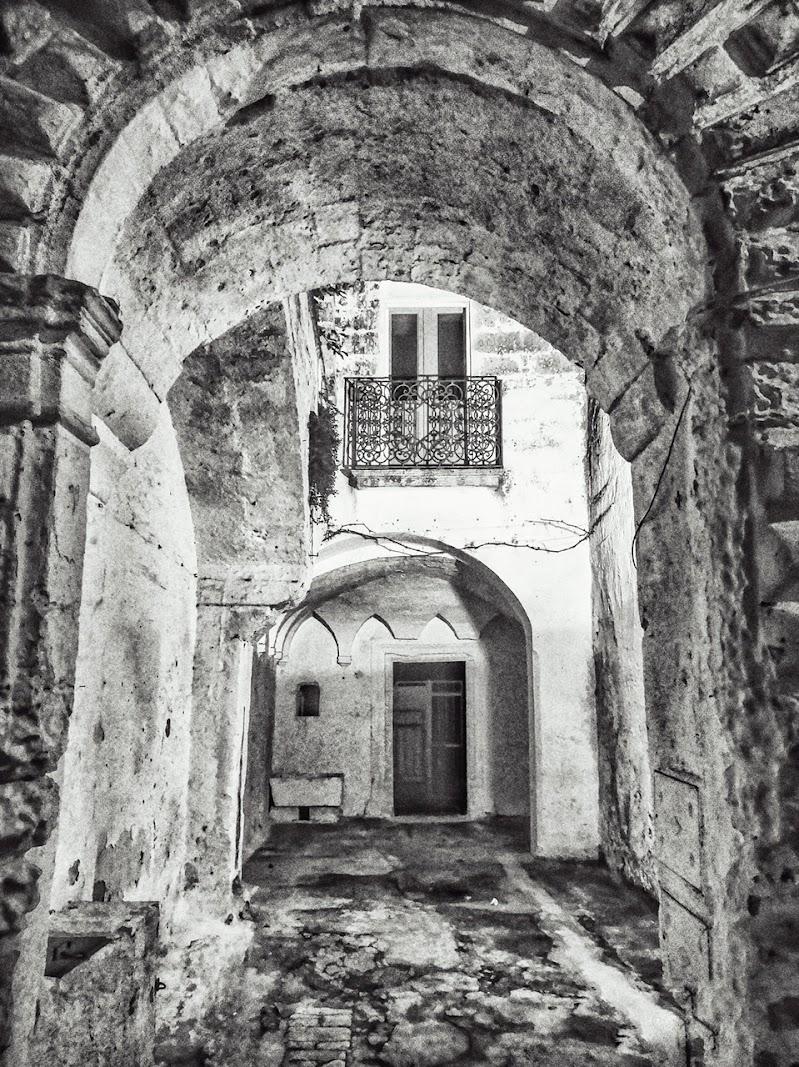 Antico cortile  di Capirizzo