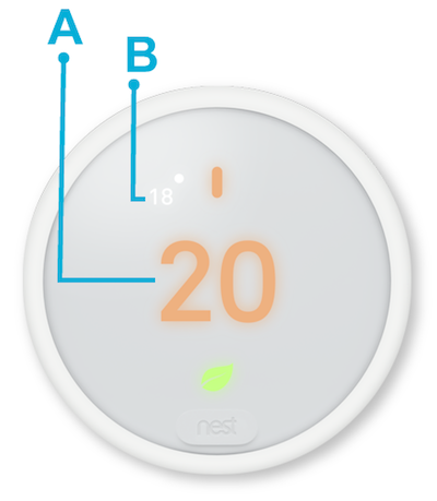 nest e thermostat example
