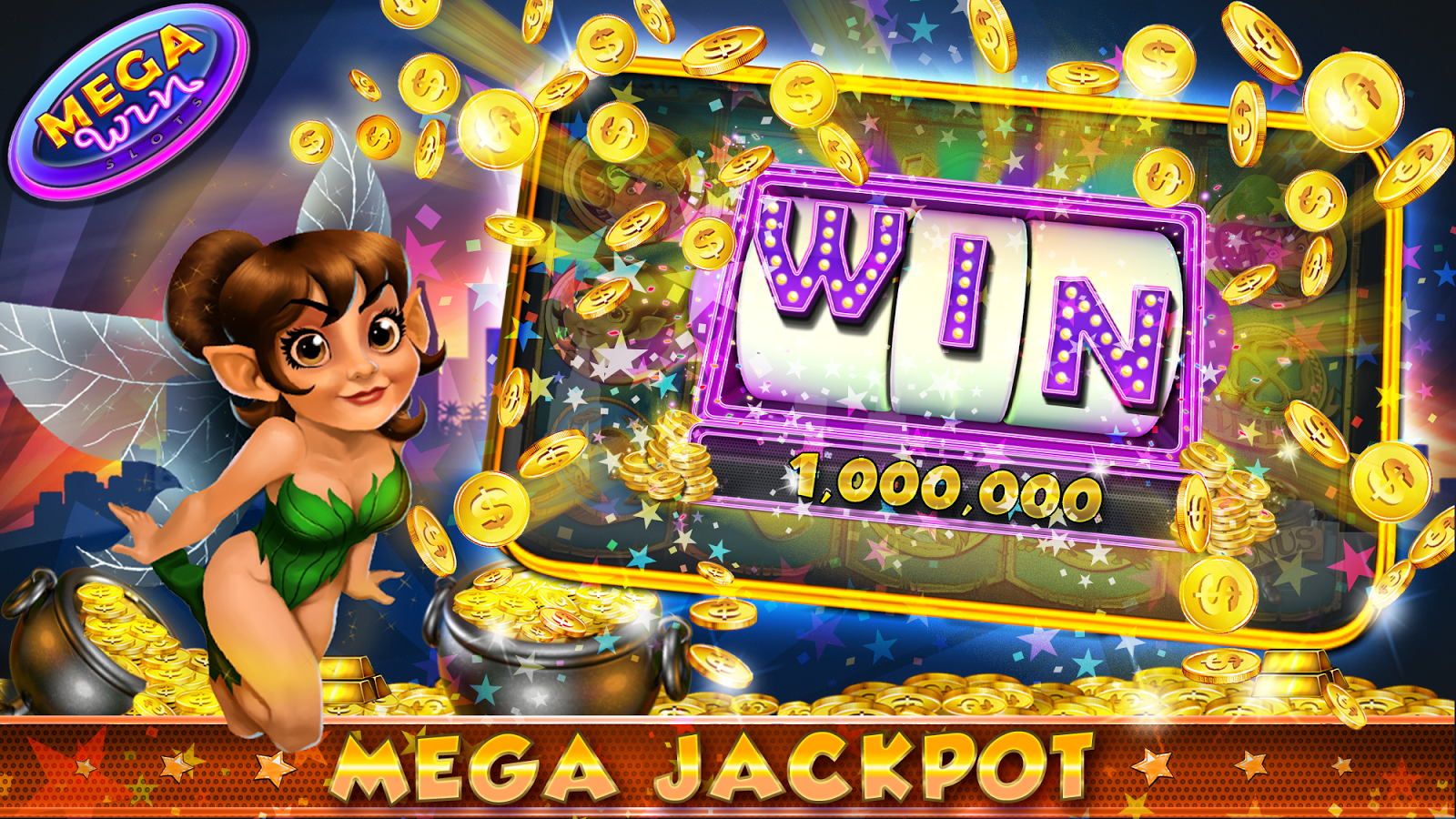 Mega Win Slots - Free Slots- screenshot