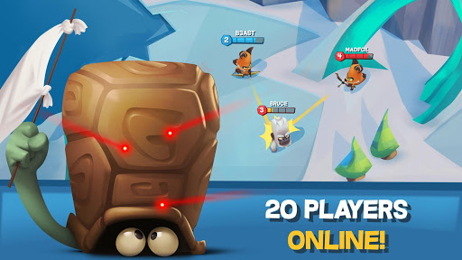 Zooba: Free-for-all Zoo Combat Battle Royale Games apkslow screenshots 2