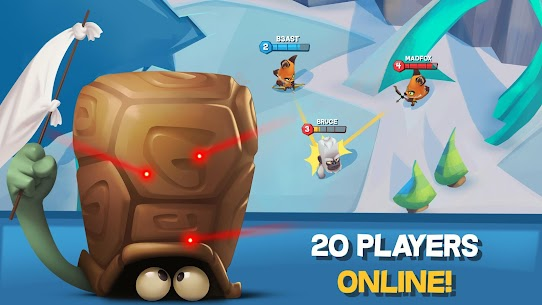 Zooba: Free-for-all Zoo Combat Battle Royale Games 2.0.0 MOD APK (Unlimited Money) 2