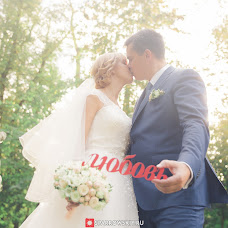 Wedding photographer Andrey Sparrovskiy (sparrowskiy). Photo of 25.04.2016