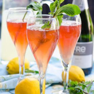 Fre Pomegranate Lemon Sparkler