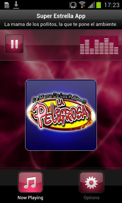 Super Estrella App- screenshot