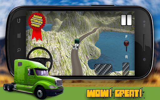 Desert Monster Truck 3D
