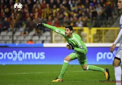 La Juventus surveillerait attentivement la situation de Thibaut Courtois !