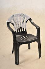 Photo: lace chair