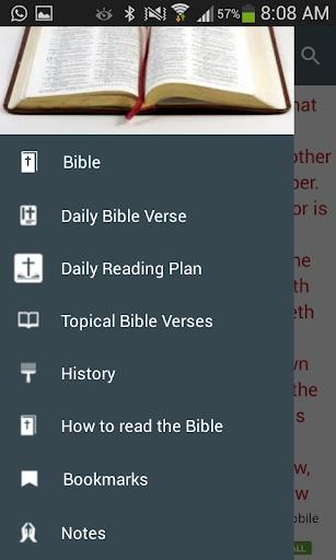 玩免費書籍APP|下載King James Bible (KJV) Free app不用錢|硬是要APP