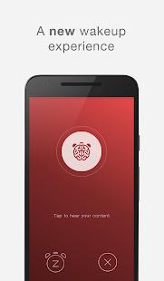 Clockwise Smart Alarm Beta Screenshot